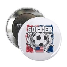 "USA Soccer 2.25"" Button"
