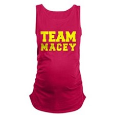 TEAM MACEY Maternity Tank Top