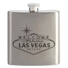 Welcome To Las Vegas Sign Flask