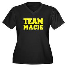 TEAM MACIE Plus Size T-Shirt