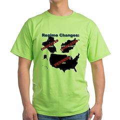 Regime Changes T-Shirt