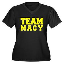 TEAM MACY Plus Size T-Shirt