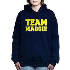 TEAM MAGGIE Women's Hooded Sweatshirt
