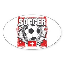 Switzerland Soccer Decal