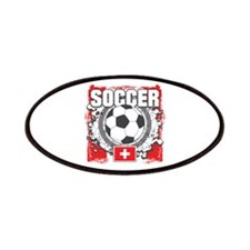 Switzerland Soccer Patch