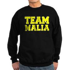 TEAM MALIA Sweatshirt