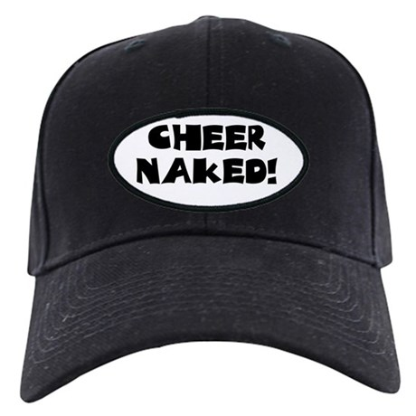 Cheer Naked! Black Cap