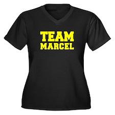 TEAM MARCEL Plus Size T-Shirt