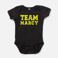 TEAM MARCY Baby Bodysuit