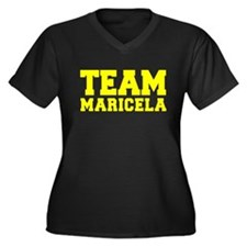 TEAM MARICELA Plus Size T-Shirt
