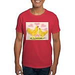 Buff Chantecler Hearts Dark T-Shirt