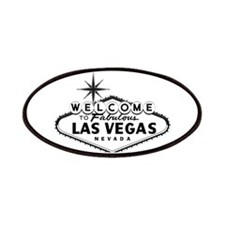 Welcome To Las Vegas Sign Patches