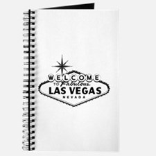 Welcome To Las Vegas Sign Journal