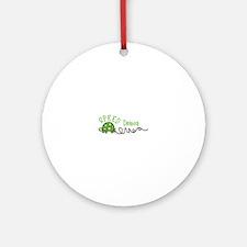Speed Demon Ornament (Round)