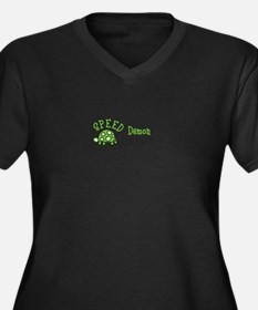 Speed Demon Plus Size T-Shirt