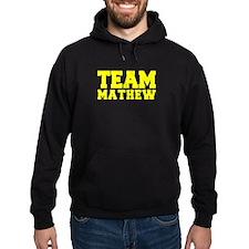 TEAM MATHEW Hoodie