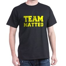 TEAM MATTEO T-Shirt