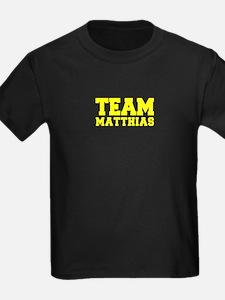 TEAM MATTHIAS T-Shirt