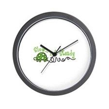 Slow... but Steady Wall Clock