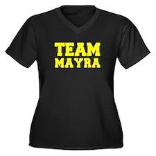 TEAM MAYRA Plus Size T-Shirt