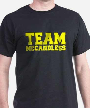 TEAM MCCANDLESS T-Shirt