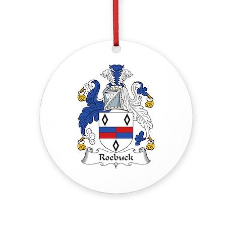 Roebuck Ornament (Round)