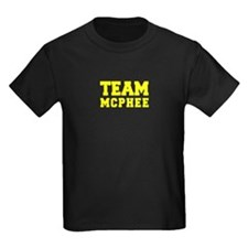 TEAM MCPHEE T-Shirt