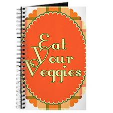 Eat Your Vegetables Journal