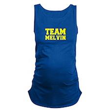 TEAM MELVIN Maternity Tank Top