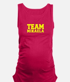 TEAM MIKAELA Maternity Tank Top