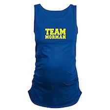TEAM MORMAN Maternity Tank Top