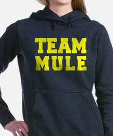 TEAM MULE Women's Hooded Sweatshirt