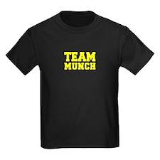 TEAM MUNCH T-Shirt