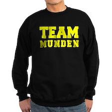 TEAM MUNDEN Sweatshirt