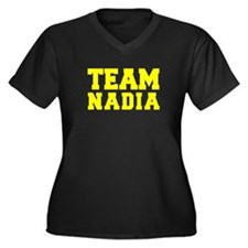 TEAM NADIA Plus Size T-Shirt