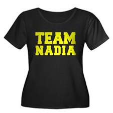 TEAM NADIA Plus Size T-Shirt
