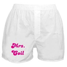 Mrs.  Coil Boxer Shorts