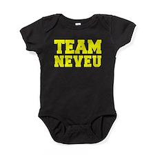 TEAM NEVEU Baby Bodysuit
