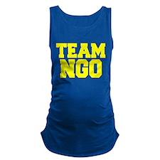 TEAM NGO Maternity Tank Top