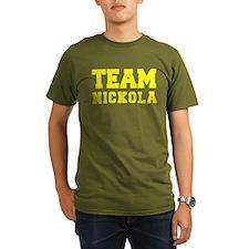 TEAM NICKOLA T-Shirt