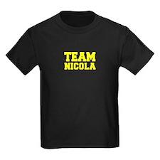 TEAM NICOLA T-Shirt