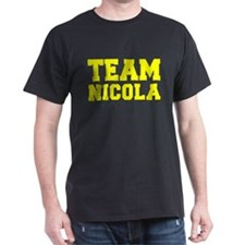 TEAM NICOLA T-Shirt