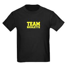 TEAM NICOLETTE T-Shirt