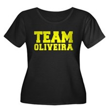 TEAM OLIVEIRA Plus Size T-Shirt