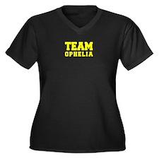TEAM OPHELIA Plus Size T-Shirt