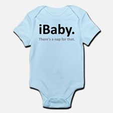iBaby I Baby Theres a Nap For That Body Suit