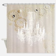 vintage chandelier modern fashion artistic Shower