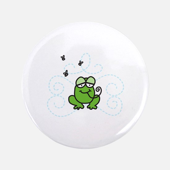 """Frog 3.5"""" Button"""