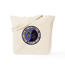 USS New Orleans & Apollo 14 Tote Bag