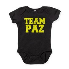 TEAM PAZ Baby Bodysuit